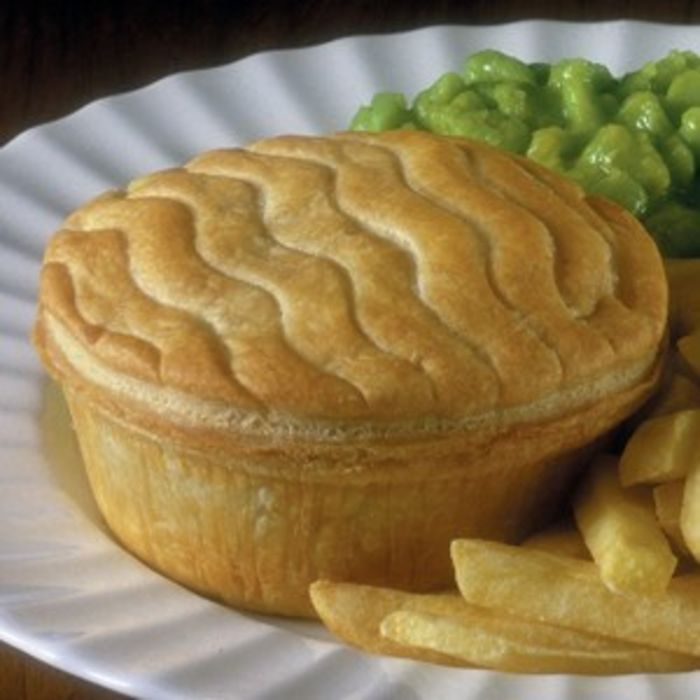 Buy Pukka Unwrapped Cooked All Steak Pie-1x12 - Order ...