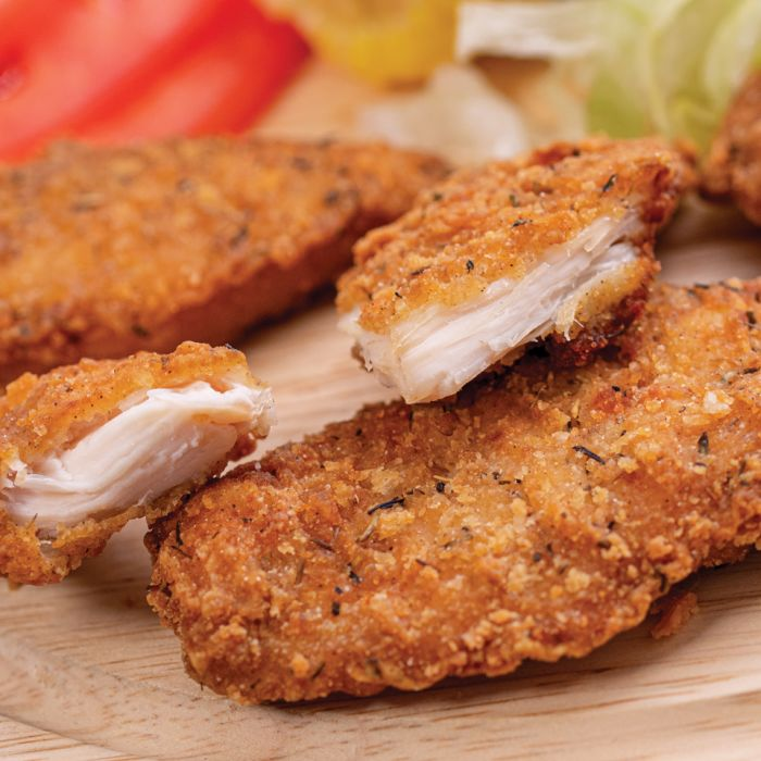 Southern Style Chicken Bites Nutrition